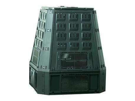Termo kompostownik 630 l zielony stożek IKEV630Z (1)